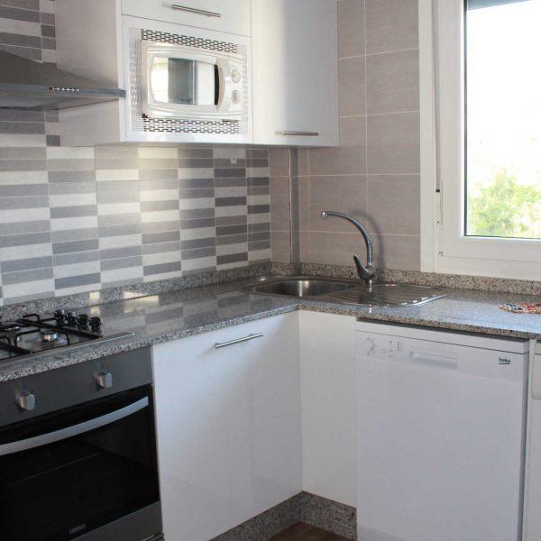 Cocina_apartamento_vistas_mar_Hotel_Rodeiramar