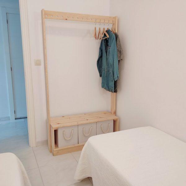 Dormitorio_2_camas_hotel_Rodeiramar