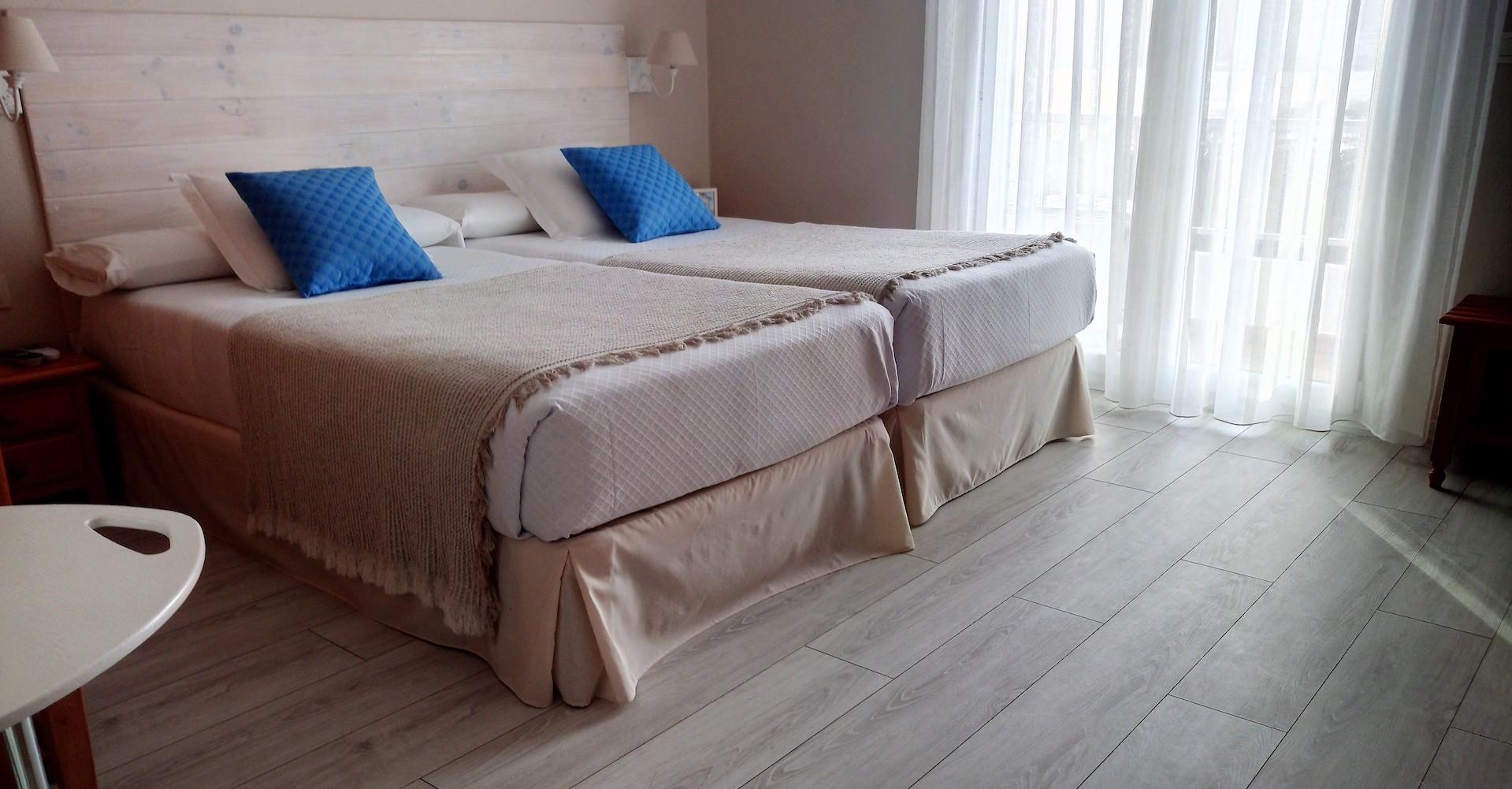 O voso Hotel nas Rías Baixas